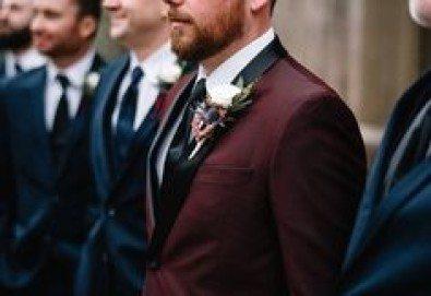 За сватбата! Кум под наем за партито или като свидетел при подписване на гражданския брак от MUSIC for You! - Снимка