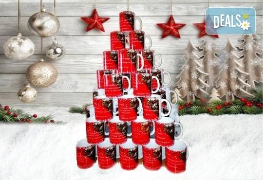 За Вашия бизнес! Рекламни чаши с лого, пълноцветен печат и надпис: 20, 30, 50 или 100 броя от Сувенири Царево! - Снимка 2