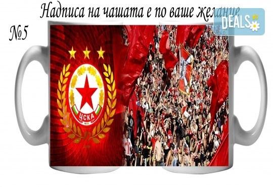 За фенове на спорта! Забавни чаши за спортисти и фенове на спорта + снимка и надпис от Сувенири Царево - Снимка 4