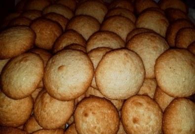 Ароматни кокосови бисквитки от Сладкопекарна МЕДЕН ХЛЯБ - Снимка
