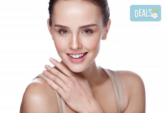 За сияйна кожа! Мануално почистване на лице, ултразвуков пилинг, дълбоко почистваща маска и криотерапия от Morea Beauty Studio - Снимка 5
