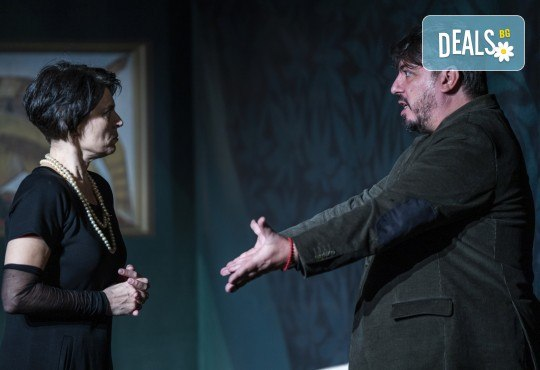 Гледайте комедията Стриптийз покер с Герасим Георгиев-Геро и Малин Кръстев на 27-ми декември (неделя) от 19ч. в Малък градски театър Зад канала - Снимка 8