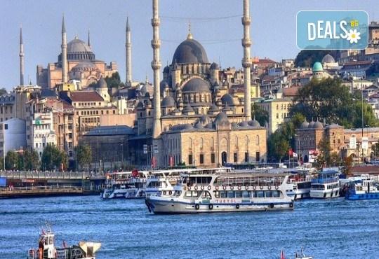 Екскурзия до Истанбул! 2 нощувки със закуски в хотел Dinar 2*, транспорт, с кратък престой в град Одрин от Караджъ Турс - Снимка 7