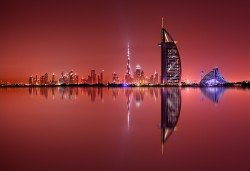 Екзотика в Дубай! 4 нощувки със закуски и вечери в хотел Ibis Al Barsha 3*, самолетен билет, вечеря на арабската галера Дубай Марина и сафари в пустинята - Снимка