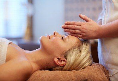 Лечебен, класически или болкоуспокояващ масаж с магнезий или луга на гръб или на цяло тяло + масаж на глава, ходила или длани в Mery Relax - Снимка