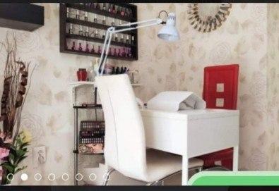 Подстригване, оформяне, стилизиране, масажно измиване с дълбоко почистващ шампоан и подхранваща маска! Професионална грижа за Вашата коса и модерната Ви визия в салон Golden Angel! - Снимка