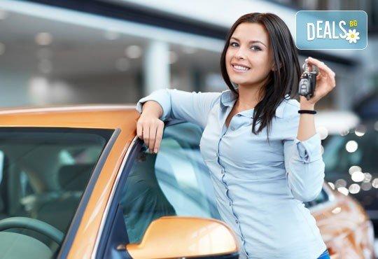 Паркирайте лесно и безопасно! Парктроник и монтаж на автомобил с четири датчика и дисплей в автосервиз Крит - Снимка 1
