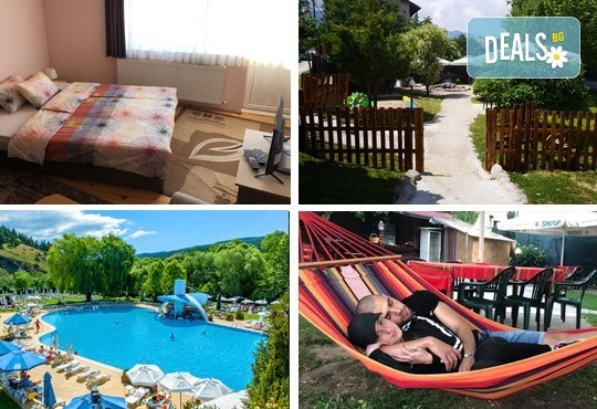 Почивка в Добринище! 1 нощувка със закуска и вечеря в къща за гости Андрееви, до минералния басейн - Снимка 2