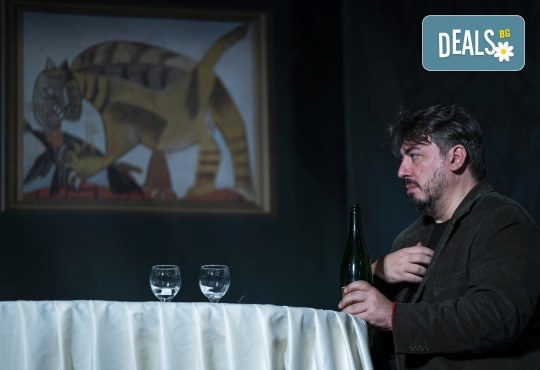 Гледайте комедията Стриптийз покер с Герасим Георгиев-Геро и Малин Кръстев на 14-ти януари (четвъртък) от 19ч. в Малък градски театър Зад канала - Снимка 9