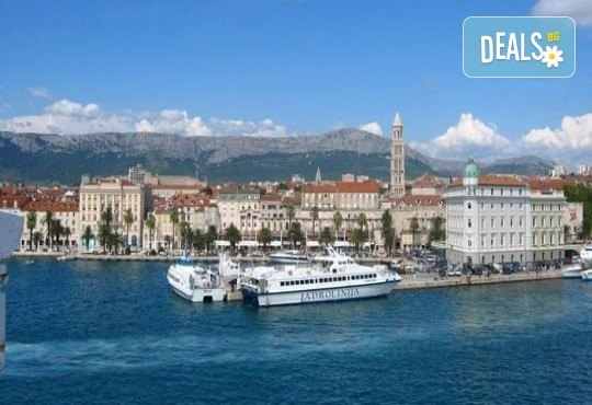 Екскурзия в Хърватска! 5 нощувки със закуски в хотели 2*/3*, Загреб, Дубровник и Черна Гора