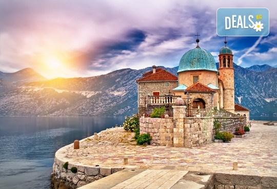 Адриатическа приказка - Будва, Котор и Дубровник! 4 нощувки със закуски и вечери в хотел 3* на Черногорската ривиера с България Травъл - Снимка 1