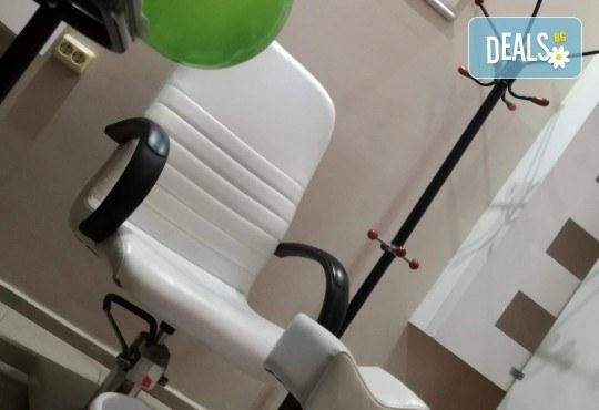 Замразете мазнините! Криолиполиза на две зони в салон за красота Женско царство в Студентски град - Снимка 5