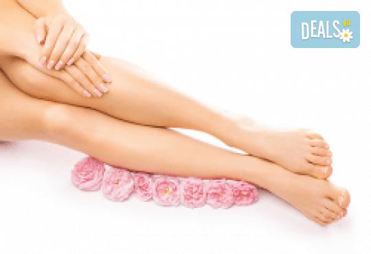 Антицелулитен мануален масаж и вакуум масаж 30 минути в Голд Бюти