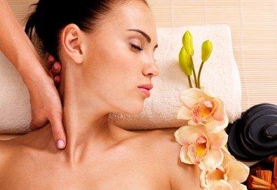 90 минутен дамски паткет Дива Роза - китайски козметичен и точков масаж на лице, шия деколте и грижа за ръце в център GreenHealth - Снимка