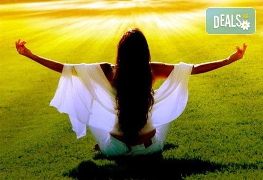 За здраво тяло и спокоен ум! Занятие Цигун, енергийна диагностика по меридиани и детокс в център GreenHealth - Снимка 1