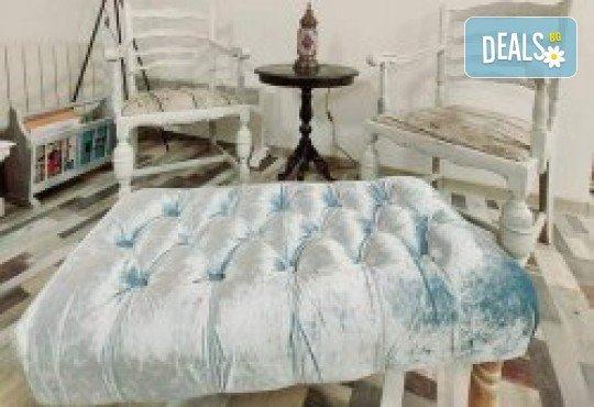 Антицелулитен пакет! Кавитация, ръчен антицелулитен масаж, вендузи и термо маска за намаляване на мастните депа на бедра и седалище в Wellness Center Ganesha Club - Снимка 13