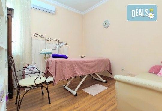 Фотодинамична лифтинг терапия за лице с LED маска, ензимен пилинг и подмладяващи лифтинг серуми от Esthetic Center Adoree - Снимка 3