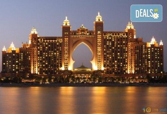 Дубай, хотел 3* или 4*, самолетен билет