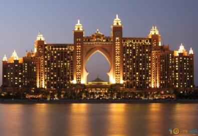 Лятна екскурзия в Дубай! 7 нощувки със закуски в хотел 3* или 4*, самолетен билет - Снимка