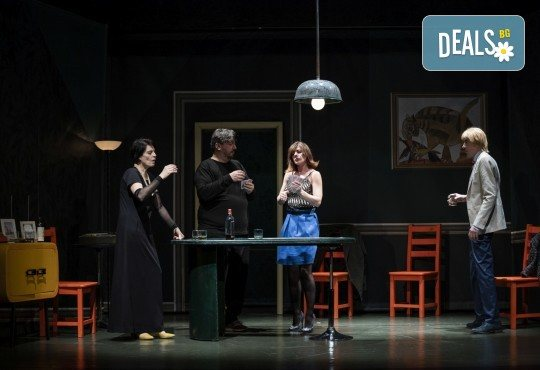 Гледайте комедията Стриптийз покер с Герасим Георгиев-Геро и Малин Кръстев на 31-ви март (сряда) в Малък градски театър Зад канала - Снимка 5