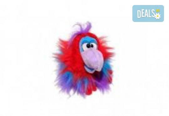 Вземете лилав плюшен говорещ папагал от Toys.bg! - Снимка 1
