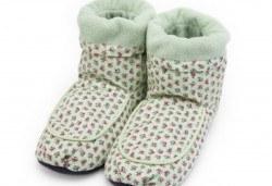 Плюшени нагряващи се Ботуши зелени (36-40) Hot Pack Boots Green от Intelex от Toys.bg - Снимка