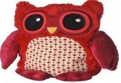 Топличка играчка! Нагряващо се Червено Бухалче от Warmies от Toys.bg - Снимка