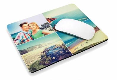 Подарък за приятел! Подложка за мишка с Ваша снимка и надпис от Офис 2 - Снимка