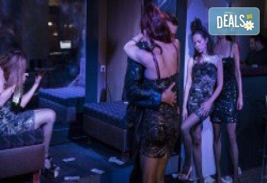 Комедията Поп фолк хроники: бели птици и куршуми на 11-ти април (неделя) в клуб-фоайе При жабите в Малък градски театър Зад канала - Снимка 19