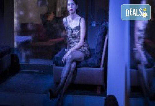 Комедията Поп фолк хроники: бели птици и куршуми на 11-ти април (неделя) в клуб-фоайе При жабите в Малък градски театър Зад канала - Снимка 12