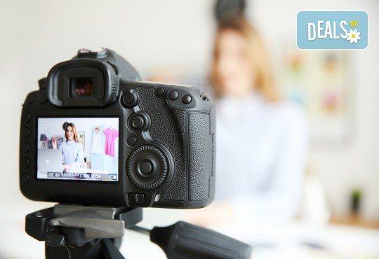 Онлайн курс по фотография, IQ тест и сертификат с намаление от