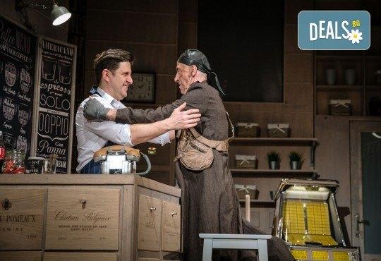 Гледайте Асен Блатечки и Малин Кръстев в постановката Зимата на нашето недоволство на 28-ми май (петък) в Малък градски театър Зад канала - Снимка 1