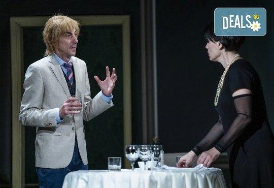 Гледайте комедията Стриптийз покер с Герасим Георгиев-Геро и Малин Кръстев на 12-ти май (сряда) в Малък градски театър Зад канала - Снимка 3