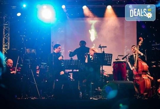 """Концерт в Търговище! """"Да послушаме кино"""" с Хилда Казасян и Плевенска филхармония на 05 октомври (вторник) - Снимка 14"""