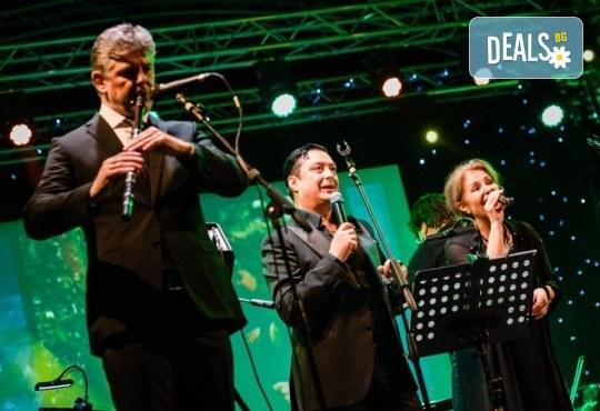 """Концерт в Търговище! """"Да послушаме кино"""" с Хилда Казасян и Плевенска филхармония на 05 октомври (вторник) - Снимка 9"""