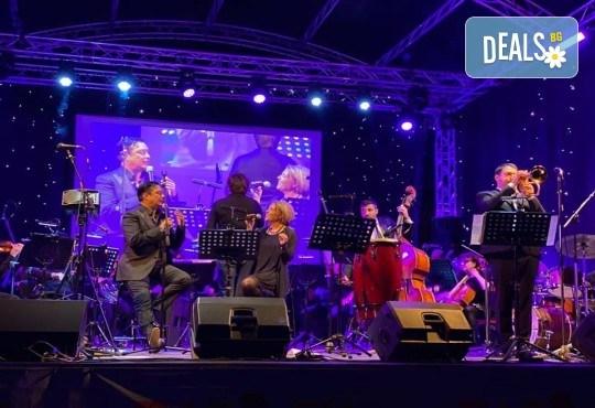 """Концерт в Търговище! """"Да послушаме кино"""" с Хилда Казасян и Плевенска филхармония на 05 октомври (вторник) - Снимка 2"""