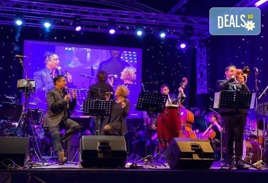 """Концерт във Варна! """"Да послушаме кино"""" с Хилда Казасян и Плевенска филхармония на 09 юли (петък) - Снимка 2"""