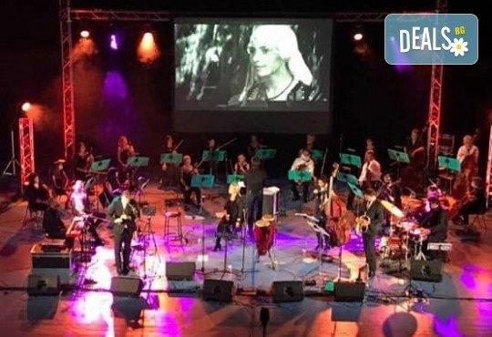 """Концерт във Варна! """"Да послушаме кино"""" с Хилда Казасян и Плевенска филхармония на 09 юли (петък) - Снимка 4"""