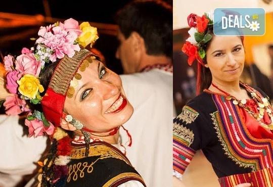 Красиво тяло! 5 посещения на занимания по народни танци в зала Dance It - Снимка 4