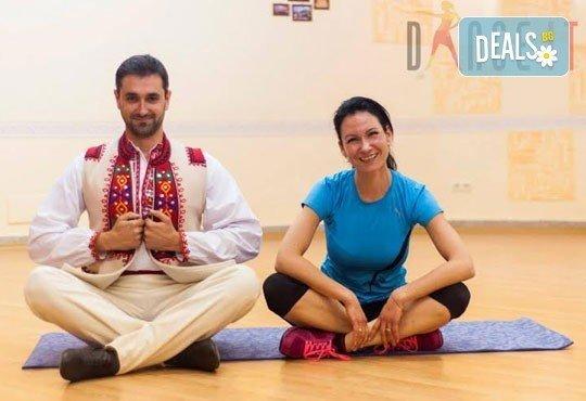 Красиво тяло! 5 посещения на занимания по народни танци в зала Dance It - Снимка 10