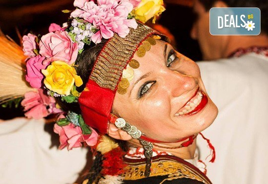 Красиво тяло! 5 посещения на занимания по народни танци в зала Dance It - Снимка 1