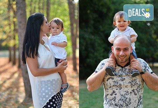 Професионална детска или семейна външна фотосесия и обработка на всички заснети кадри от Chapkanov Photography - Снимка 7