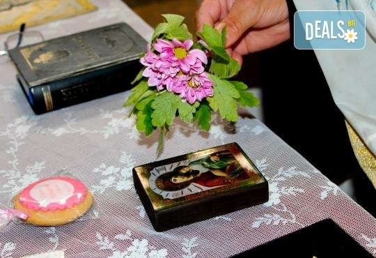 Фотозаснемане на кръщение до 1 час, с неограничен брой кадри, фотосесия, фотокнига А4 и подарък DVD - Снимка 1