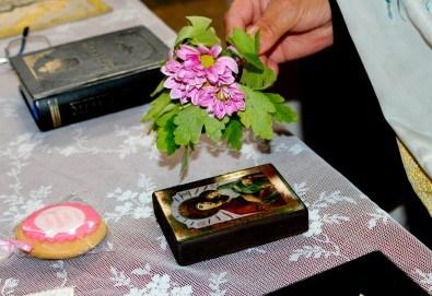 Фотозаснемане на кръщение до 1 час, с неограничен брой кадри, фотосесия, фотокнига А4 и подарък DVD - Снимка