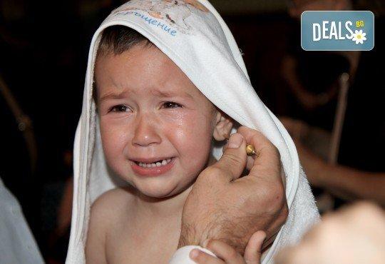 Фотозаснемане на кръщение до 1 час, с неограничен брой кадри, фотосесия, фотокнига А4 и подарък DVD - Снимка 8