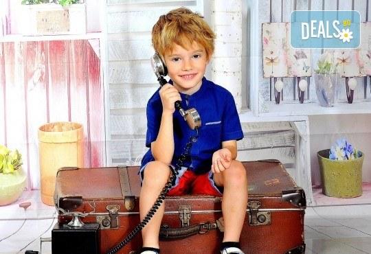 Есенни декори! Семейна, детска или фотосесия за влюбени + подарък фотокнига от Photosesia.com - Снимка 17