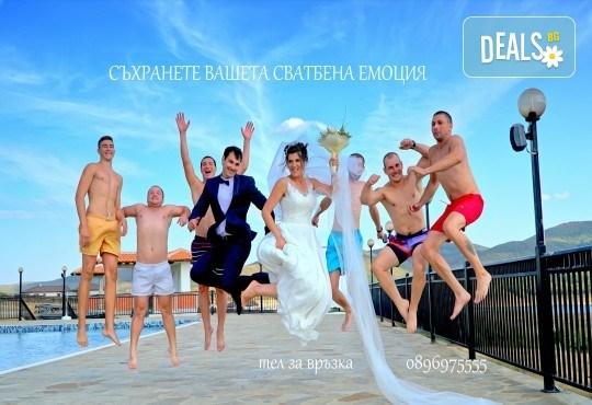 За Вашата сватба! Сватбено фотозаснемане сезон 2021 от Photosesia.com - Снимка 3