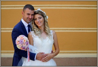 За Вашата сватба! Сватбено фотозаснемане сезон 2021 от Photosesia.com - Снимка