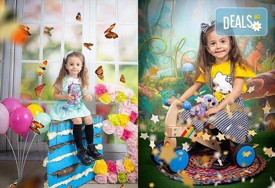 Детска, семейна или индивидуална фотосесия, външна или в студио, плюс обработка на всички кадри от ARSOV IMAGE - Снимка 3