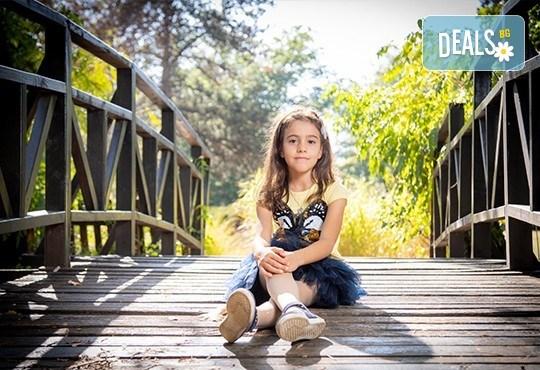 Детска, семейна или индивидуална фотосесия, външна или в студио, плюс обработка на всички кадри от ARSOV IMAGE - Снимка 2